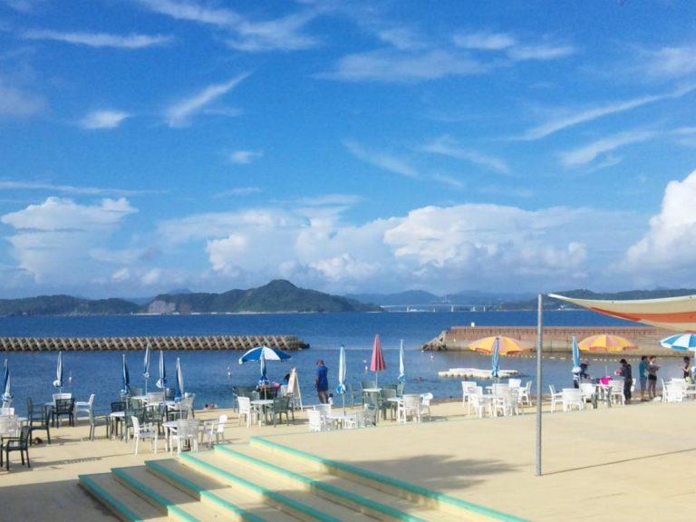 高島の景色