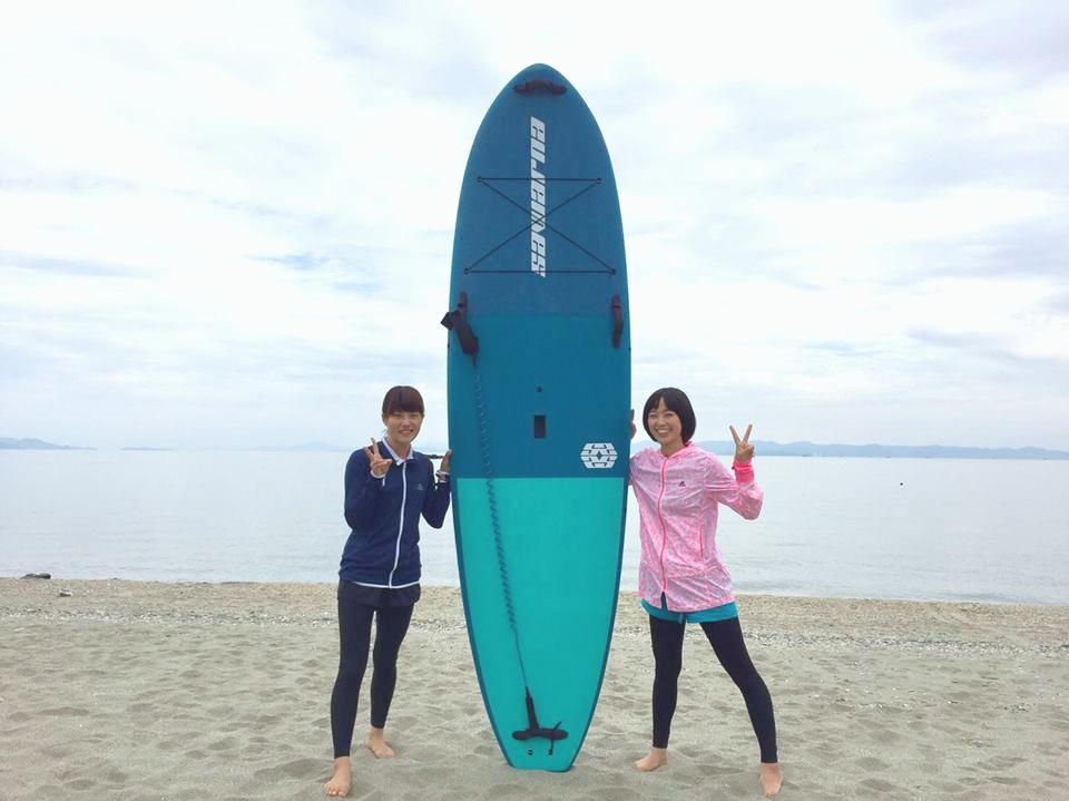 長崎市茂木の海のSUP(サップ)体験 ネット予約可能
